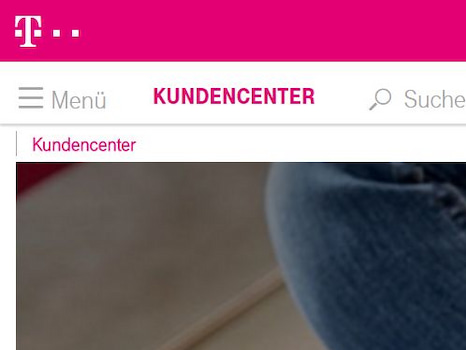 T-Com Kundencenter Login