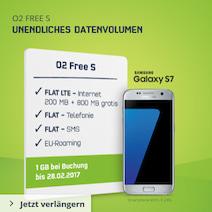 O2 Free S Für Unter 15 Euro Monatlich Update Teltarifde News