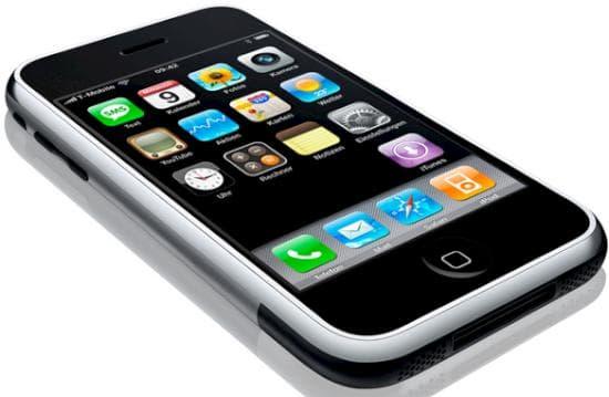 Zehn Jahre IPhone 2007 Stellte Steve Jobs Das Erste Vor