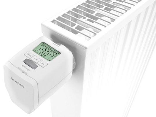 Silvercrest Mini Kühlschrank : Silvercrest rt bt bei lidl intelligenter heizkörperregler