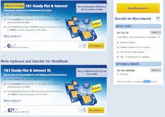 1&1 sim karte ohne vertrag 1&1: Bis zu vier SIM Karten ohne Grundgebühr mit Festnetz Flat