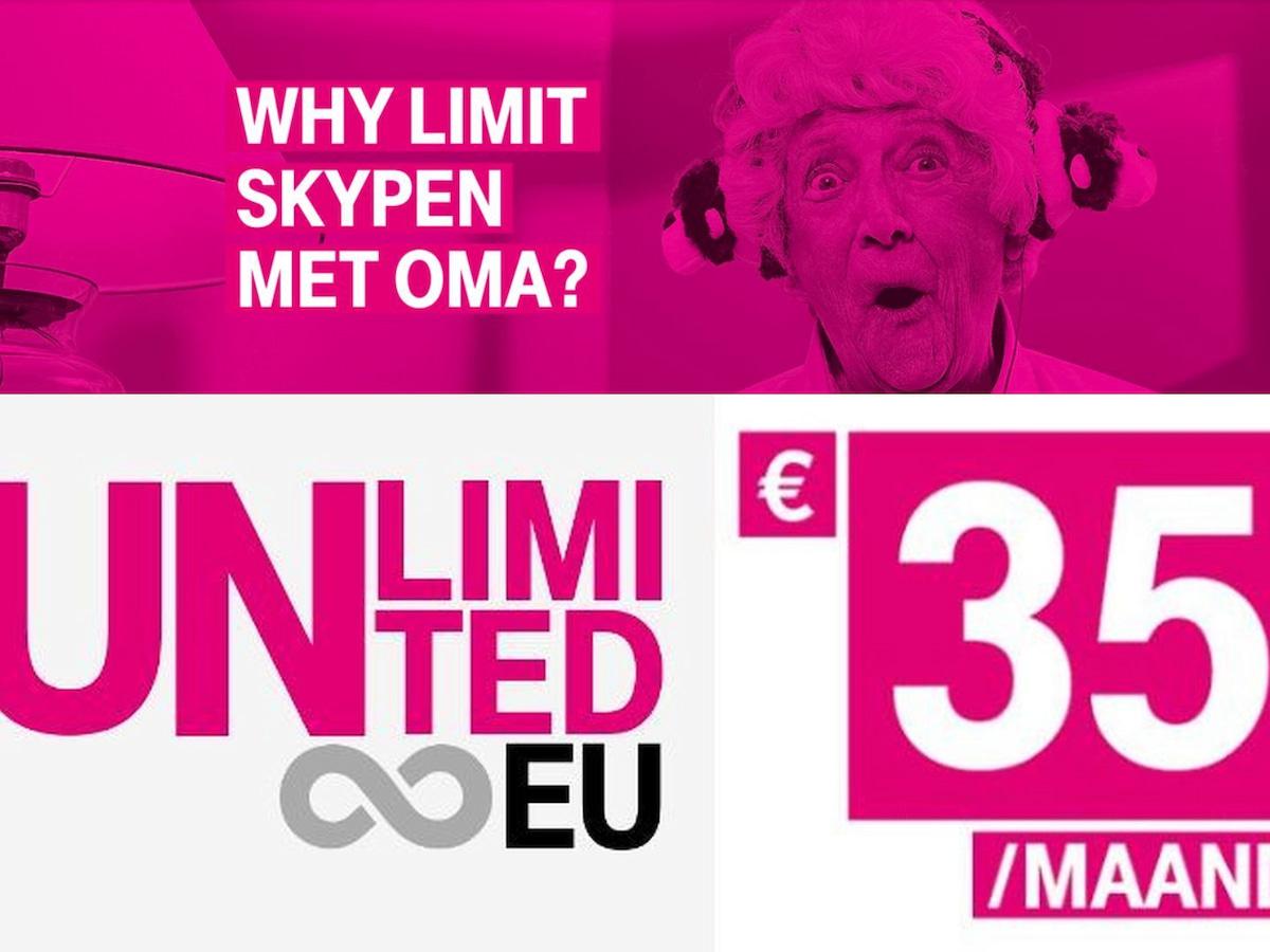 T Mobile Unlimitiert Surfen Für 35 Euro Warum Nicht Bei Uns
