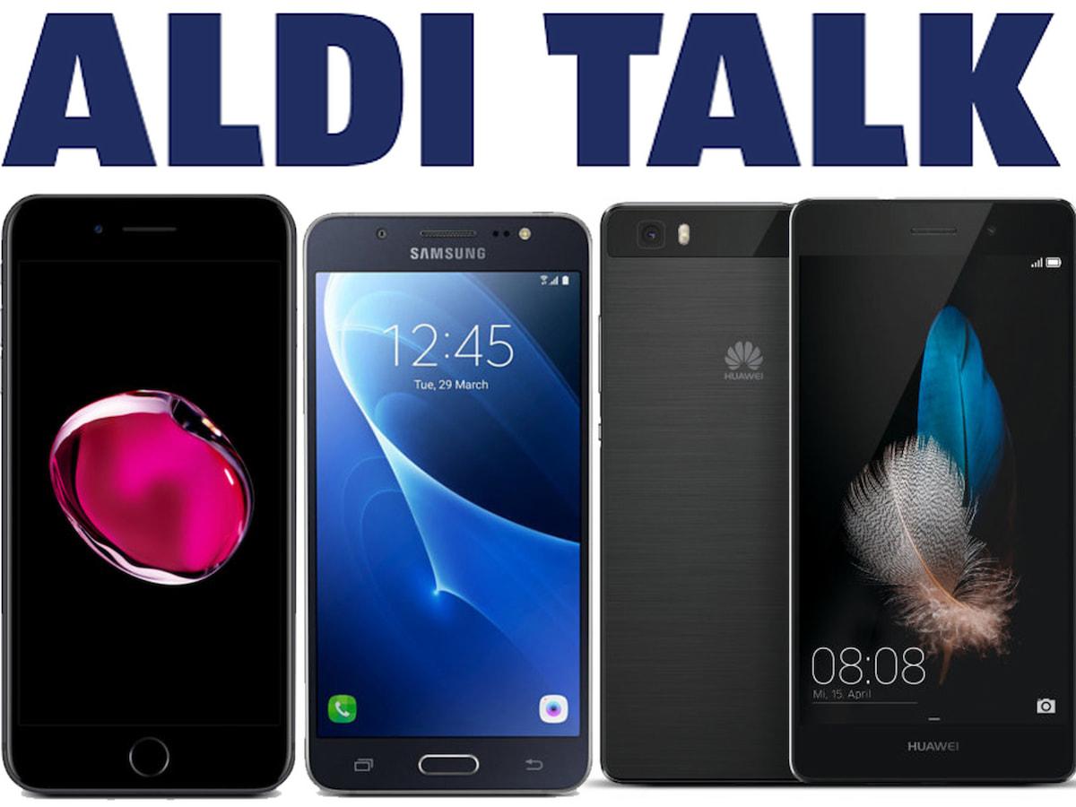 Aldi Karte Welt.Neue Smartphones Im Aldi Talk Shop Schnappchen Teltarif