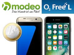 O2 Free L Iphone 7 Für 1 Euro Zuzahlung Teltarifde News