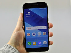 Samsung Galaxy A5 (2017) im Test