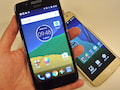 5-Zoll-Display des Moto G5 im Hands-On