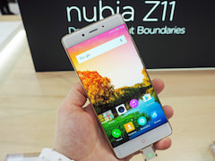 Nubia Z11 im Hands-On-Test