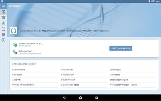 Ausweisapp2 Smartphone