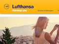 Lufthansa Mobile: Internationale Roaming-SIM