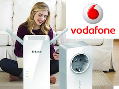 D-Link Powerline Starter Kit bei Vodafone
