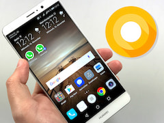 Android O Test-Firmware für das Huawei Mate 9