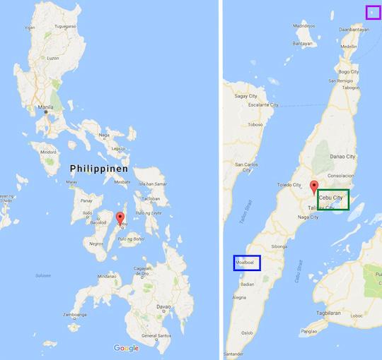 Karte Philippinen.Skyroam Vs Lokale Sim Karte Auf Den Philippinen Im Test Teltarif