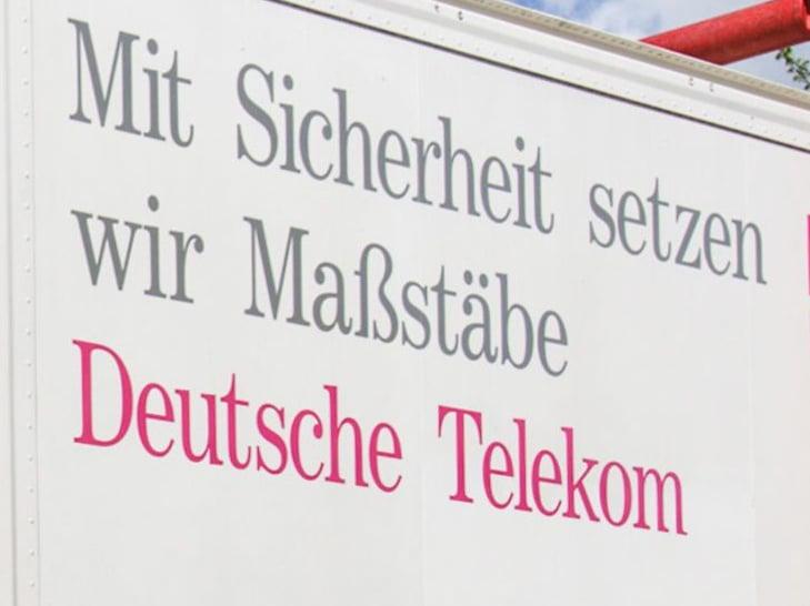 Ungewöhnlich Telekom Vertrieb Indien Wieder Aufnehmen Ideen - Entry ...