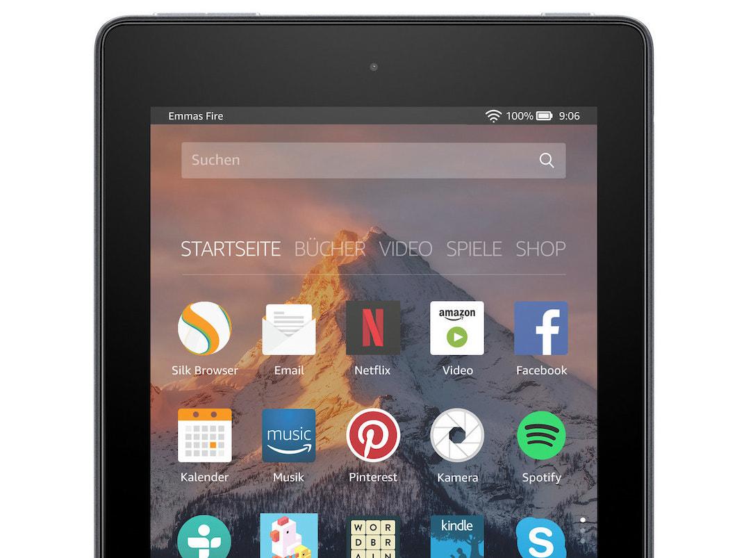 Fire-Tablets von Amazon: Wenn neu nicht wirklich neu ist ...