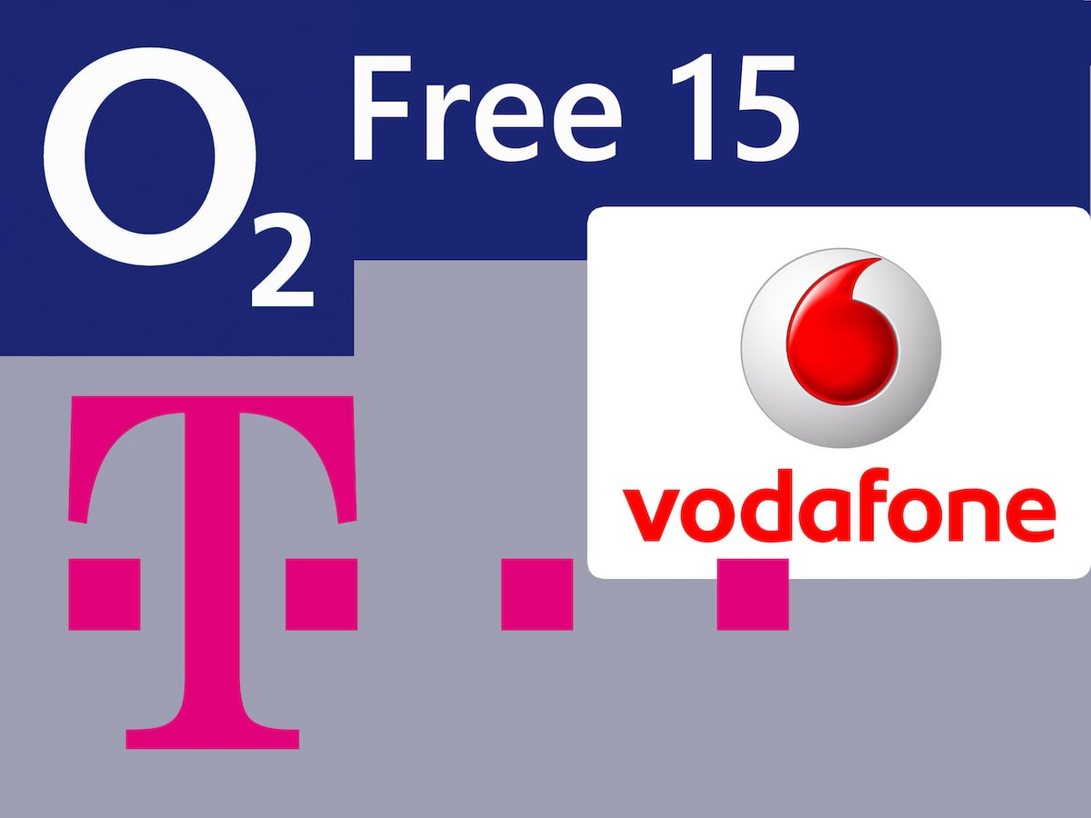 o2 free 15 im vergleich zu telekom vodafone und base. Black Bedroom Furniture Sets. Home Design Ideas