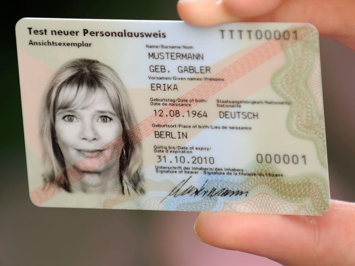 personalausweis verifizieren