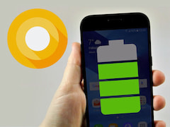 Android O Energieverbrauch