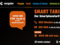 Aktion zum congstar Smart
