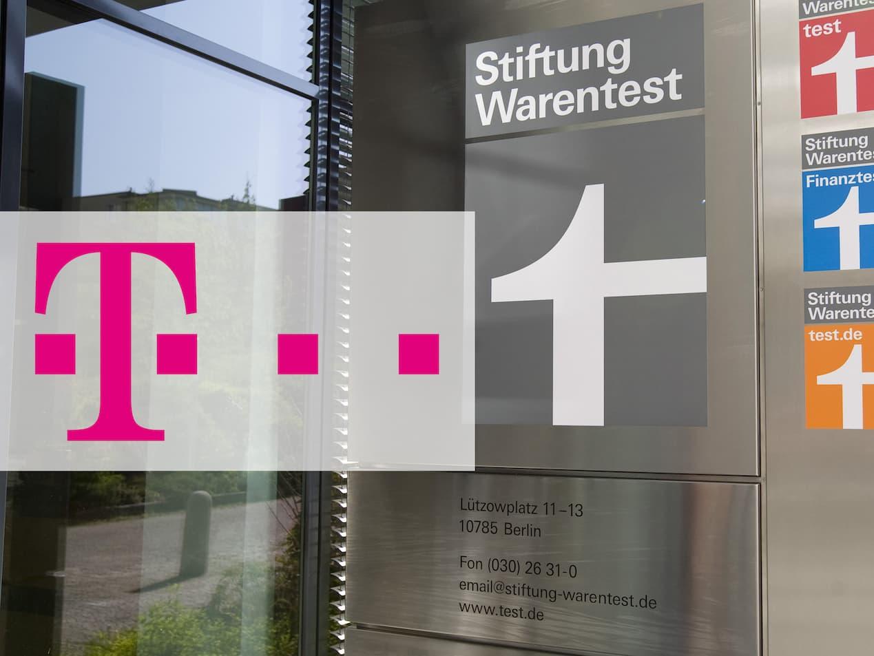Stiftung Warentest: Telekom hat das beste Mobilfunknetz..