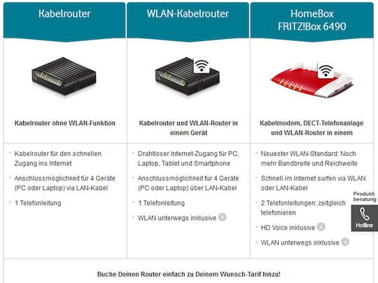 vodafone kabel diese router sind zu haben news. Black Bedroom Furniture Sets. Home Design Ideas