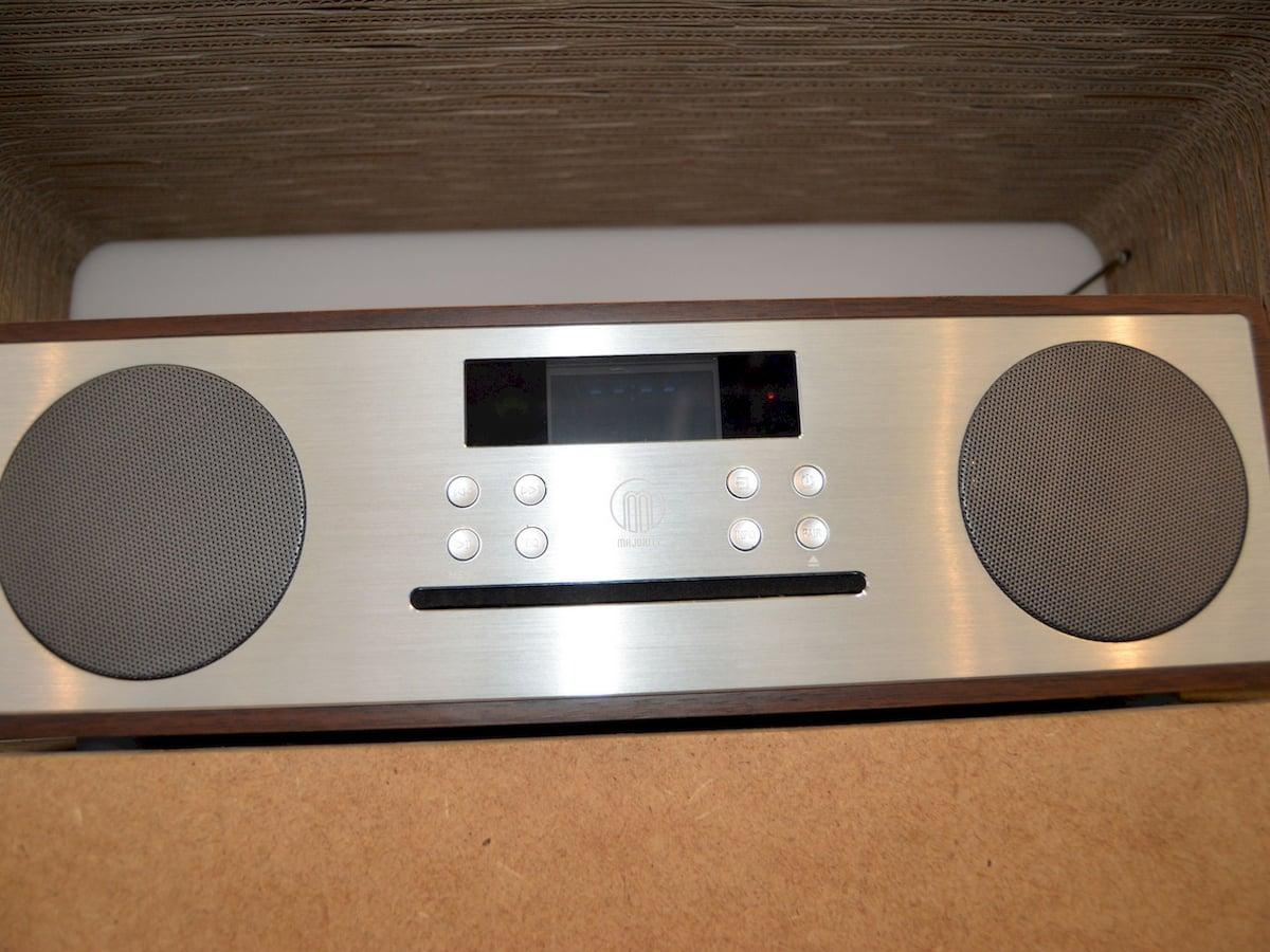 ankaro stellt dvb t2 receiver und dab tischradio aus. Black Bedroom Furniture Sets. Home Design Ideas
