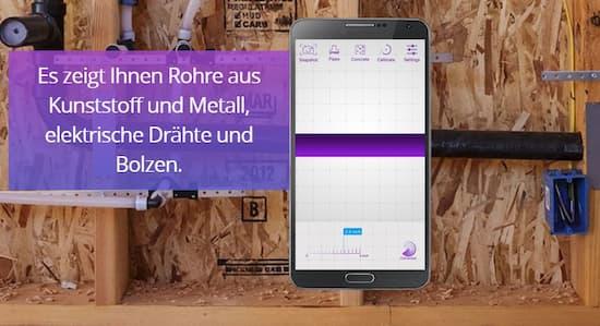 Mit Walabot kann das Handy durch Wände sehen - teltarif.de News
