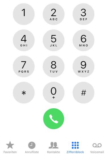 Telefon com App