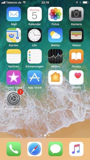 Hands On Ios 11 Auf Dem Iphone 7 Plus Ausprobiert Teltarifde News