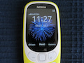 Homescreen des Nokia 3310