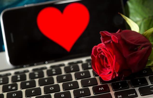 Ich bekomme mails von vielen dating seiten