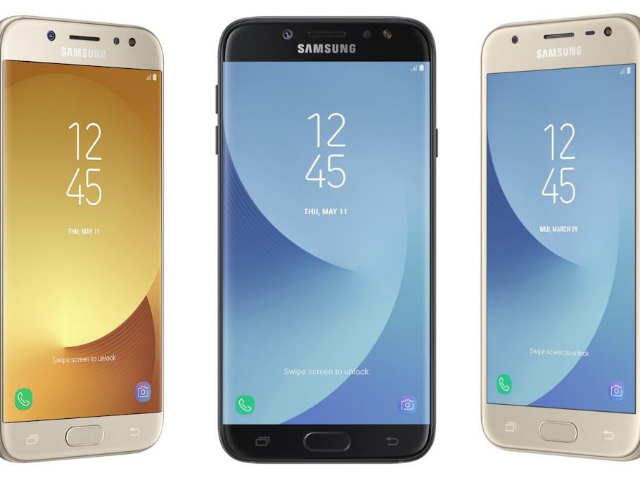 Samsung J5 Sd Karte Als Interner Speicher.Offiziell Samsung Galaxy J3 J5 J7 2017 Vorgestellt Teltarif