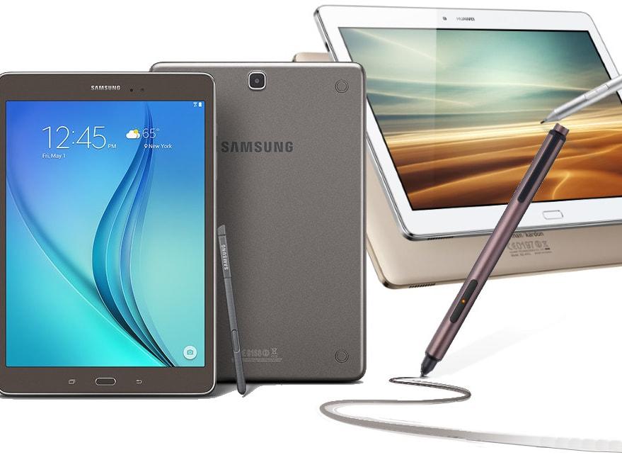 tablets mit stylus im berblick huawei mediapad m2 10 0 premium news. Black Bedroom Furniture Sets. Home Design Ideas