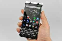 BlackBerry KEYone Test