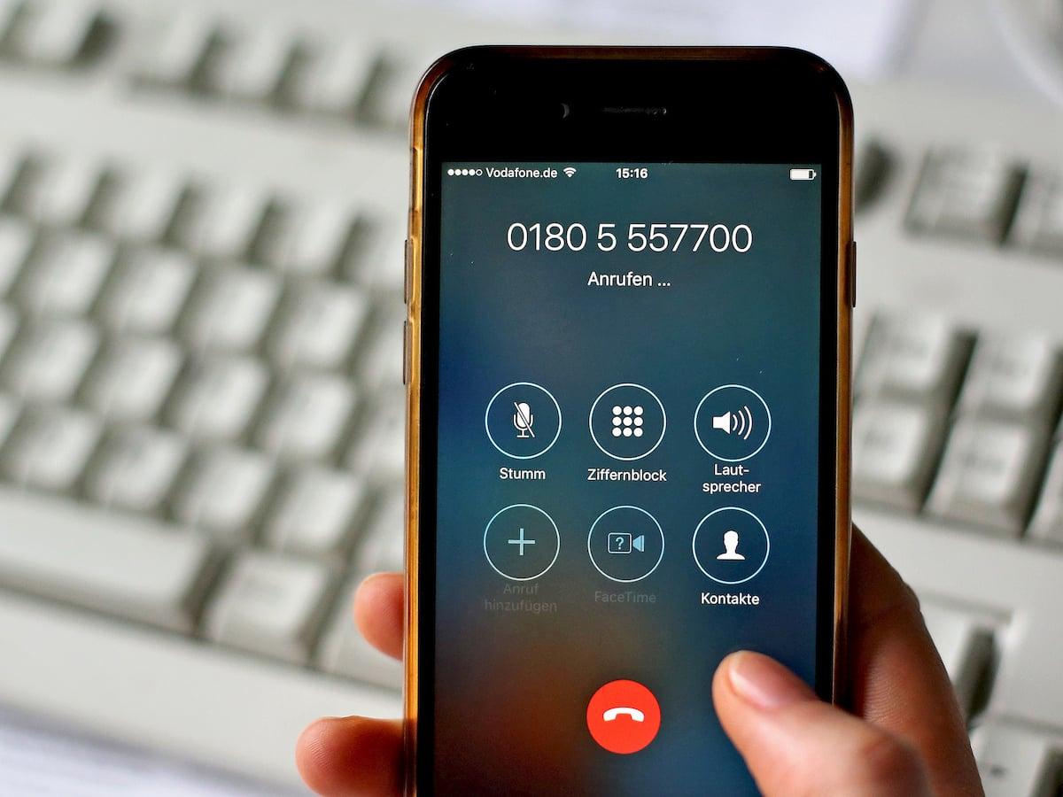 Anrufen chat nummer kostenlos Telefon