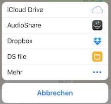 mit whatsapp beliebige dateien bis 128 mb verschicken - teltarif, Einladung