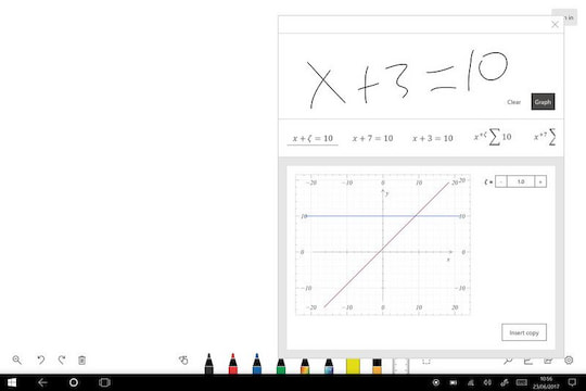 Windows-10-Whiteboard-App: Die Zukunft für den Stylus ...