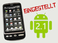 Android Market und Android 2.1 Eclair