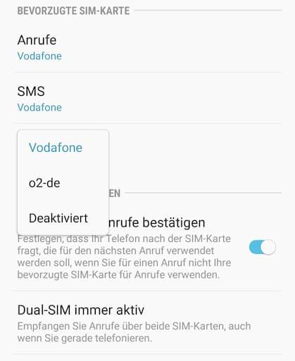 Sim Karte Galaxy S8.Samsung Galaxy S8 Duos Die Dual Sim Version Im Kurz Test