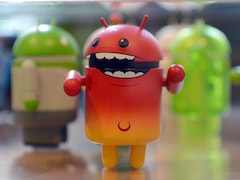Android Panikmodus