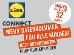Neue Konditionen bei Lidl Connect