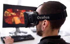 Virtual Reality / Oculus Rift by Facebook