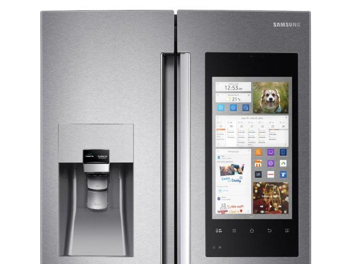 Kühlschrank Kindersicherung : Samsung family hub 2.0: schaltzentrale in der küche teltarif.de news