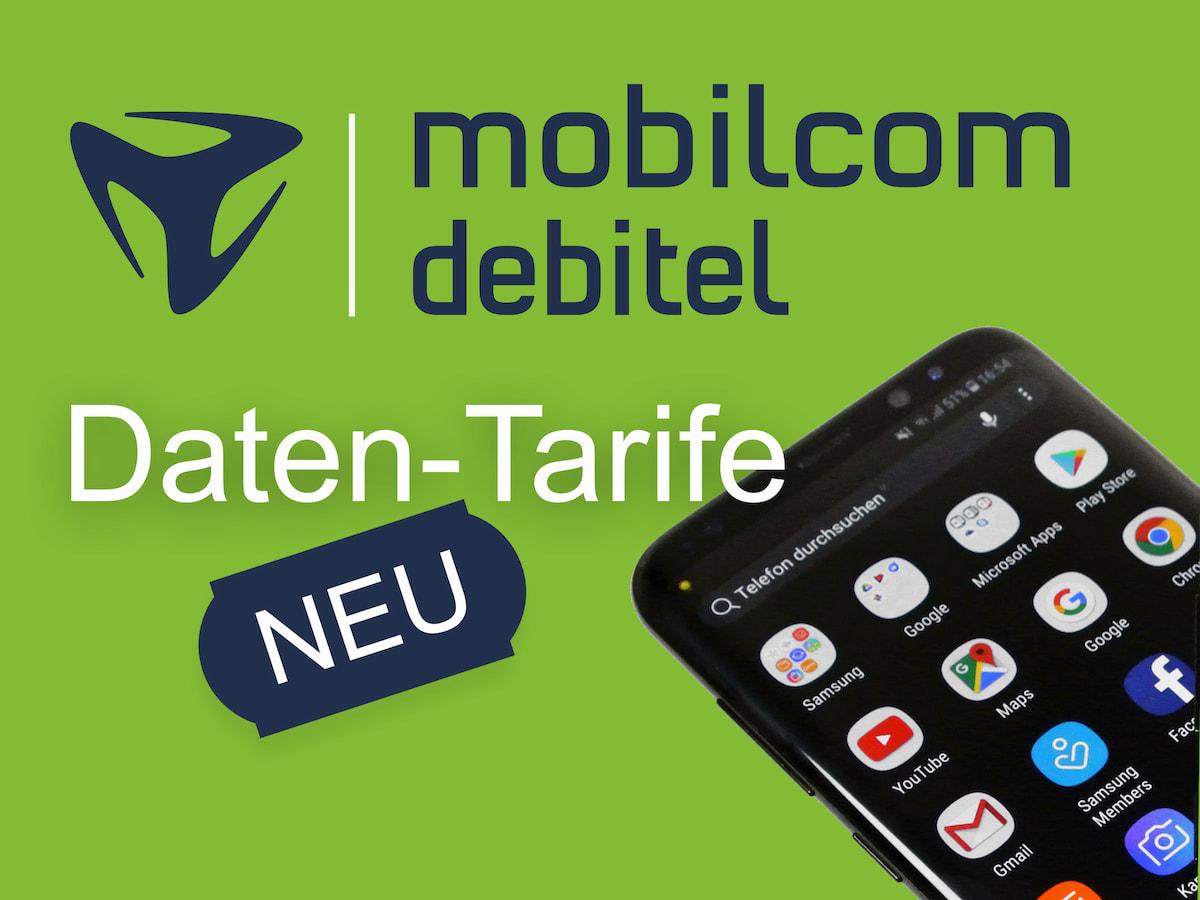 mobilcom debitel datenvolumen einmalig dazubuchen