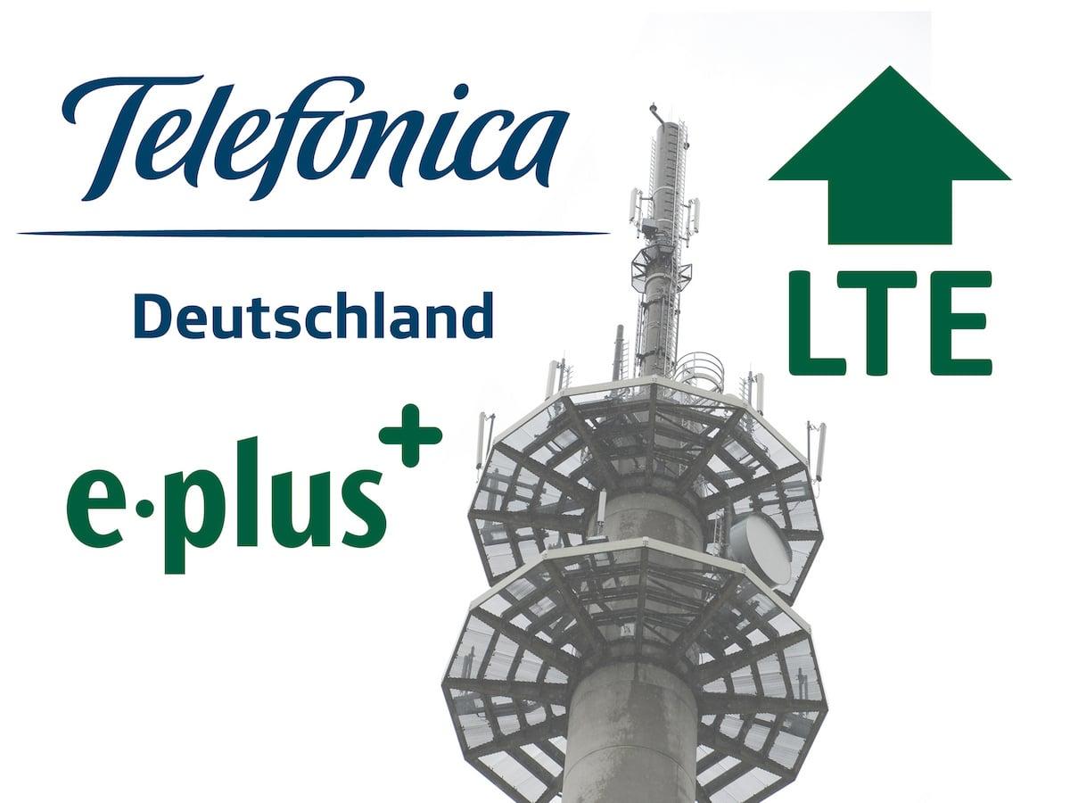 Eplus Netzabdeckung Karte.E Plus Kunden Gleiche Lte Abdeckung Wie O2 Kunden Teltarif De News