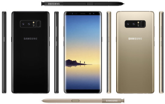 samsung galaxy note 8 preis technische daten teltarif. Black Bedroom Furniture Sets. Home Design Ideas