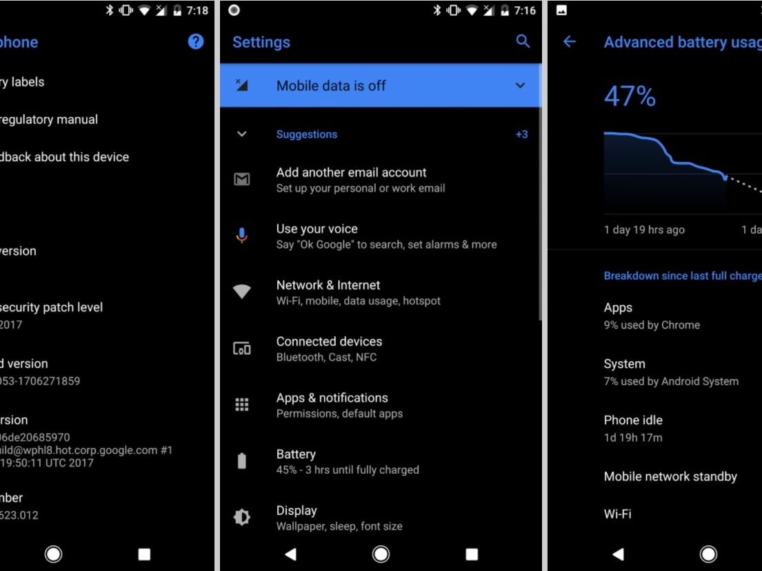 Android 8 0 Oreo: System-weite Themes ohne Root-Rechte