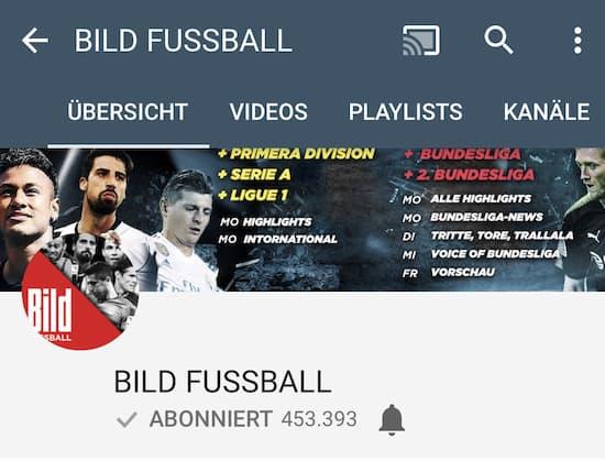 Bundesliga Kostenlose Zusammenfassungen Aller Spiele Auf