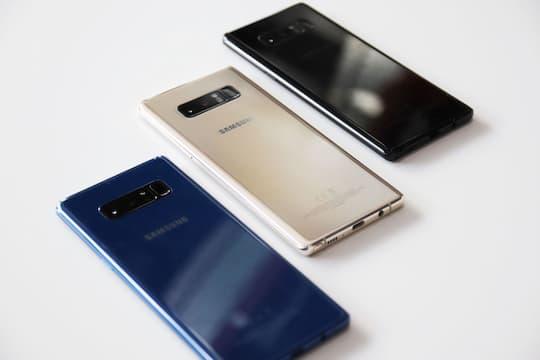 Samsung Galaxy Note 8: Das neue Phablet mit S-Pen in Bildern ...