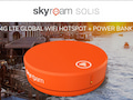 Skyroam Solis mit LTE-Support