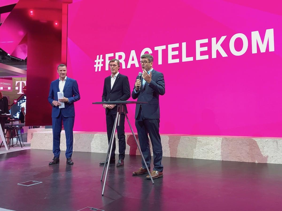 Telekom Ab Sofort Bis Zu 1 Gbits Für Privatkunden Teltarifde News